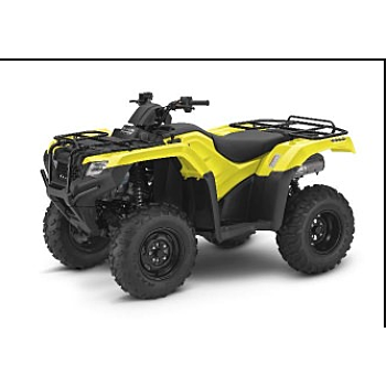 2018 Honda FourTrax Rancher for sale 200607725