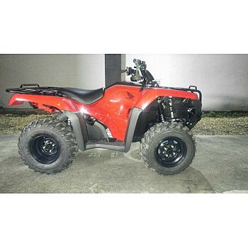 2018 Honda FourTrax Rancher for sale 200614308
