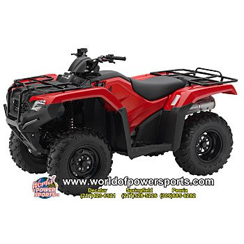 2018 Honda FourTrax Rancher for sale 200637118