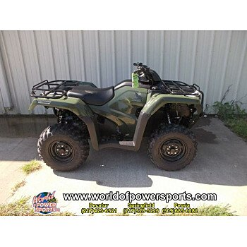 2018 Honda FourTrax Rancher for sale 200637403