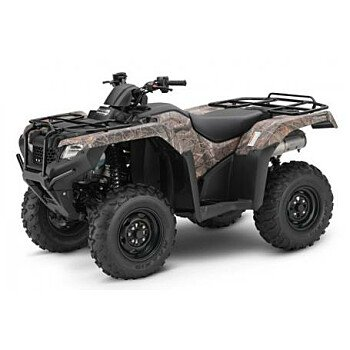 2018 Honda FourTrax Rancher for sale 200643666