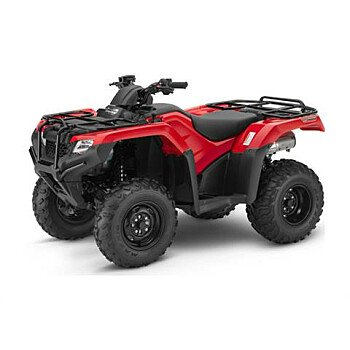 2018 Honda FourTrax Rancher for sale 200650462