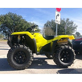 2018 Honda FourTrax Rancher 4x4 Automatic IRS EPS for sale 200653891