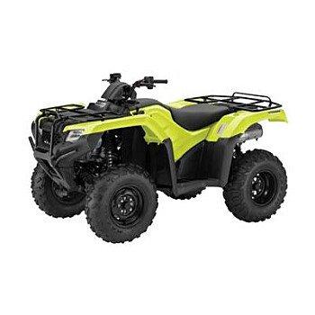2018 Honda FourTrax Rancher 4x4 Automatic IRS EPS for sale 200657389