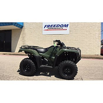 2018 Honda FourTrax Rancher for sale 200680925