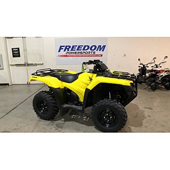2018 Honda FourTrax Rancher 4x4 Automatic IRS EPS for sale 200687312