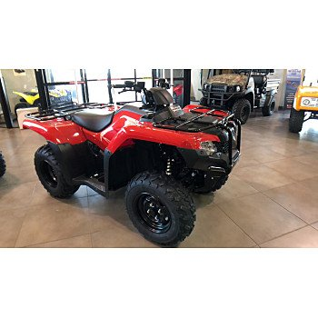 2018 Honda FourTrax Rancher for sale 200687361