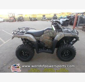 2018 Honda FourTrax Rancher for sale 200638421