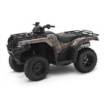 2018 Honda FourTrax Rancher 4x4 ES for sale 200643651