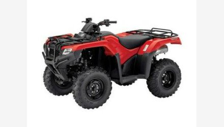 2018 Honda FourTrax Rancher for sale 200698886