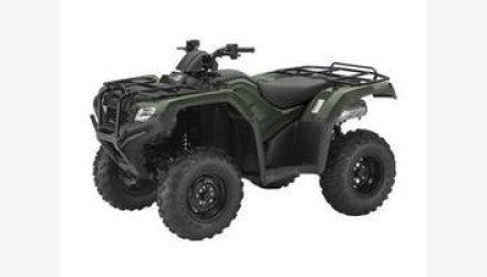2018 Honda FourTrax Rancher for sale 200698888