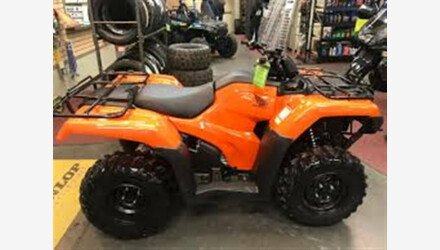 2018 Honda FourTrax Rancher for sale 200740631