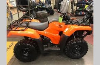 2018 Honda FourTrax Rancher 4x4 for sale 200740631
