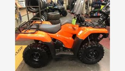 2018 Honda FourTrax Rancher 4x4 for sale 200740636