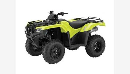 2018 Honda FourTrax Rancher 4x4 Automatic IRS EPS for sale 200754294