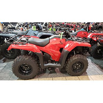 2018 Honda FourTrax Rancher for sale 200756728