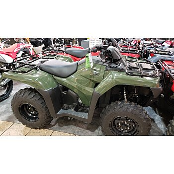 2018 Honda FourTrax Rancher for sale 200756730
