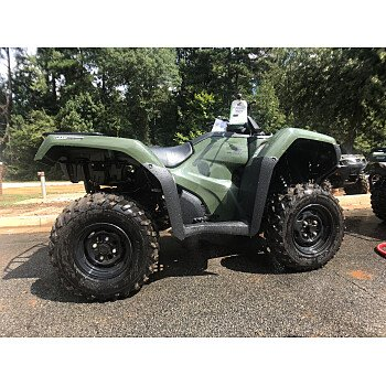 2018 Honda FourTrax Rancher for sale 200831027
