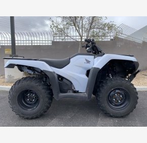 2018 Honda FourTrax Rancher for sale 200838103