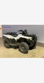 2018 Honda FourTrax Rancher for sale 201003065
