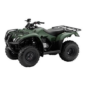 2018 Honda FourTrax Recon for sale 200609256