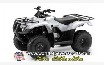 2018 Honda FourTrax Recon for sale 200636846