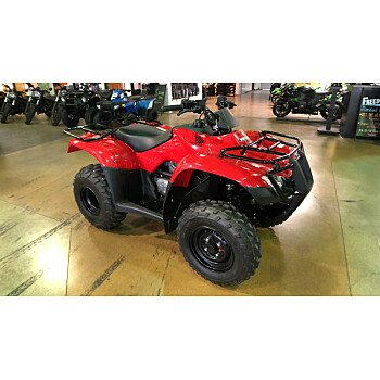 2018 Honda FourTrax Recon for sale 200680941