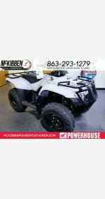 2018 Honda FourTrax Recon for sale 200588683
