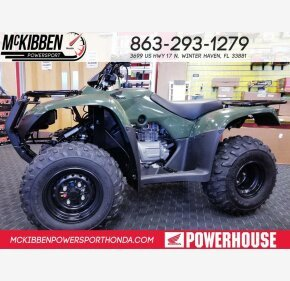 2018 Honda FourTrax Recon for sale 200588686