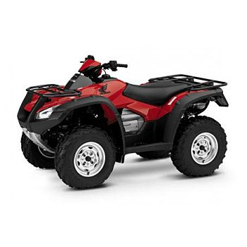 2018 Honda FourTrax Rincon for sale 200607887