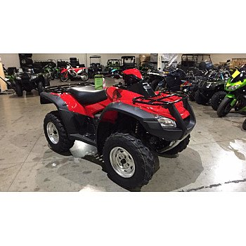 2018 Honda FourTrax Rincon for sale 200687298