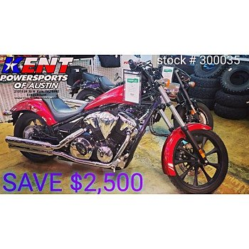 2018 Honda Fury ABS for sale 200740673