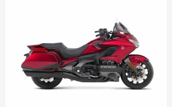 2018 Honda Gold Wing for sale 200551042