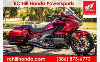 2018 Honda Gold Wing for sale 200552151