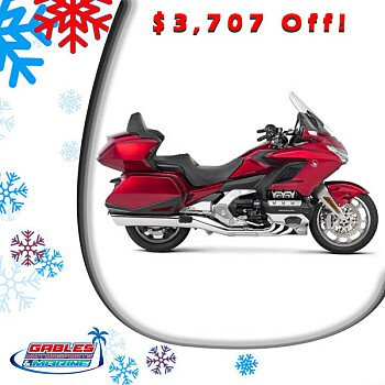 2018 Honda Gold Wing Tour for sale 200552925