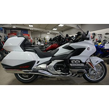 2018 Honda Gold Wing Tour for sale 200570264