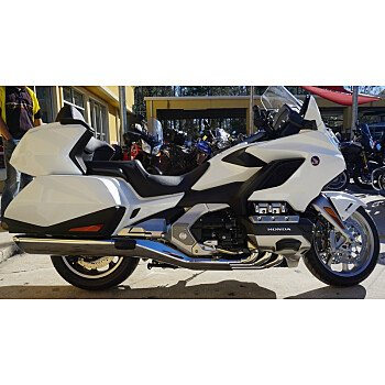 2018 Honda Gold Wing for sale 200570307