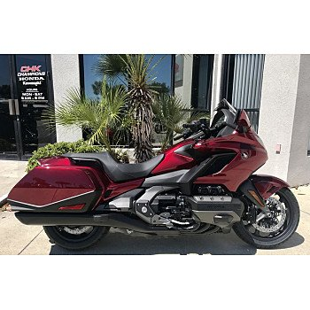 2018 Honda Gold Wing for sale 200571322