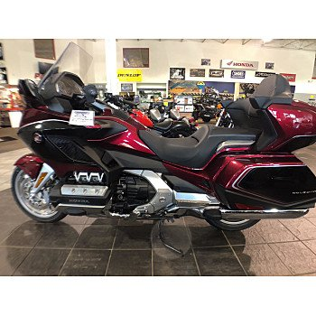 2018 Honda Gold Wing Tour for sale 200571883