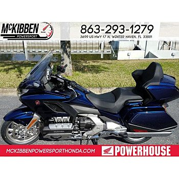 2018 Honda Gold Wing for sale 200588905