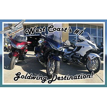 2018 Honda Gold Wing Tour for sale 200640200