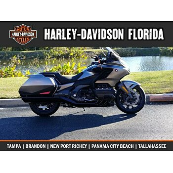 2018 Honda Gold Wing for sale 200663271