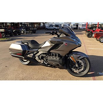 2018 Honda Gold Wing for sale 200677942