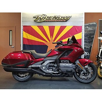 2018 Honda Gold Wing for sale 200689641