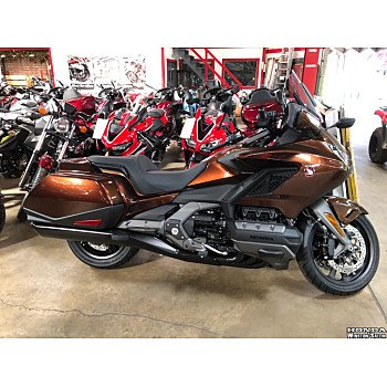 2018 Honda Gold Wing for sale 200599569