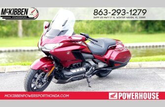 2018 Honda Gold Wing for sale 200615501