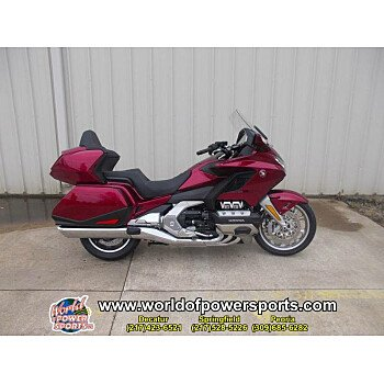 2018 Honda Gold Wing for sale 200637078
