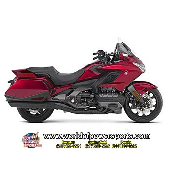 2018 Honda Gold Wing for sale 200637102