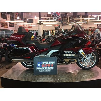 2018 Honda Gold Wing Tour for sale 200740687