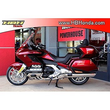 2018 Honda Gold Wing Tour for sale 200773966